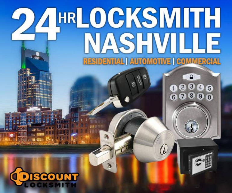 Discount Locksmith Nashville Tennessee, LLC