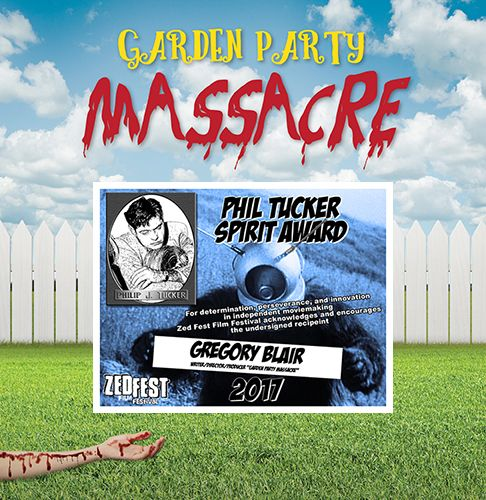 """Garden Party Massacre"": ZedFest Win"