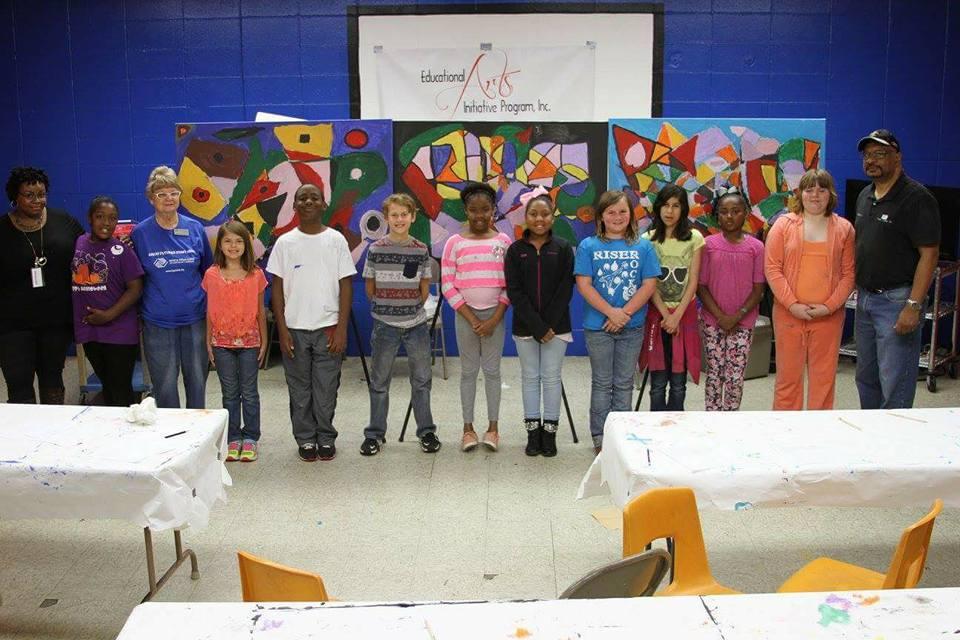 Boys & Girls Club of West Monroe, LA participants