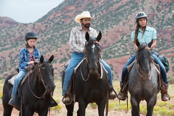 Breaking Bad's Steven Michael Quezada and Esperanza Fermin co-star