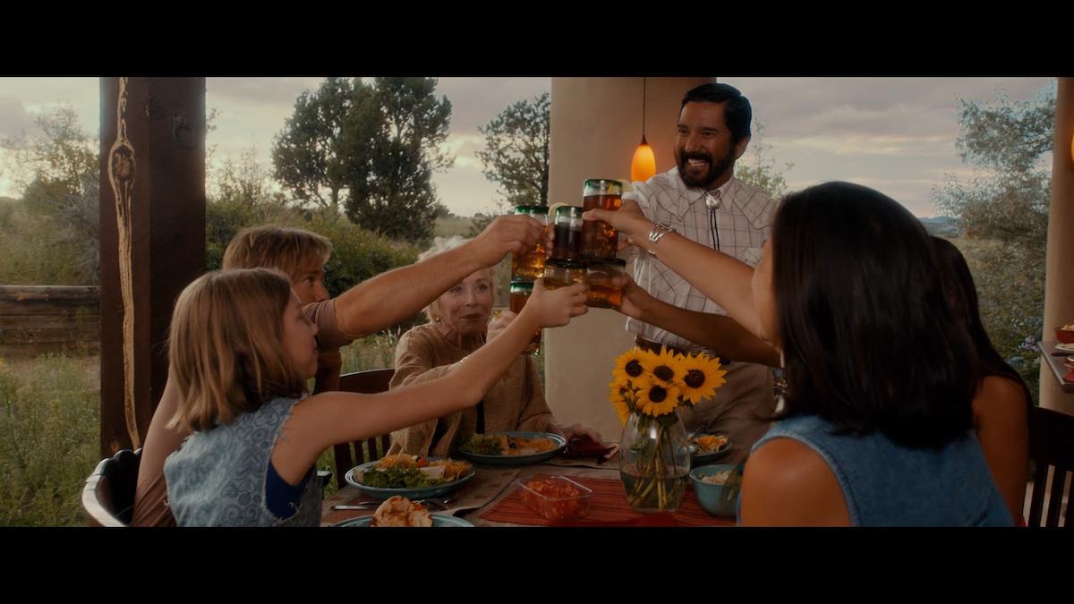 Breaking Bad's Steven Michael Quezada raises a toast to family in Kepler's Dream