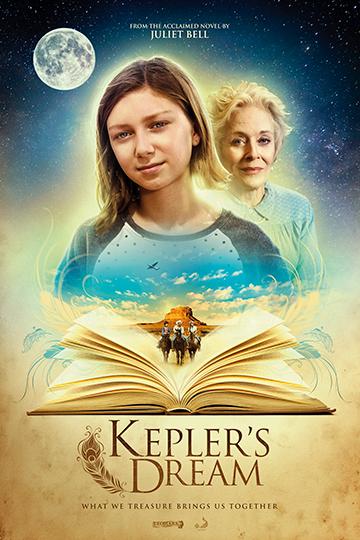 Kepler's Dream Stars Isabella Blake-Thomas and Holland Taylor