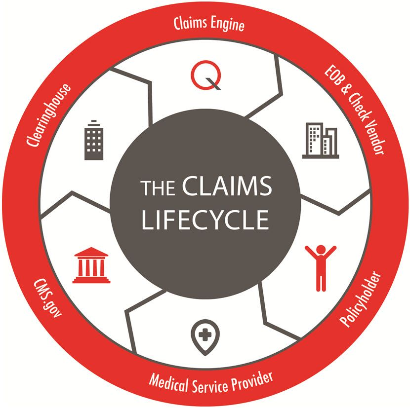 QLAdmin Medicare Supplement Auto-Adjudication Lifecycle