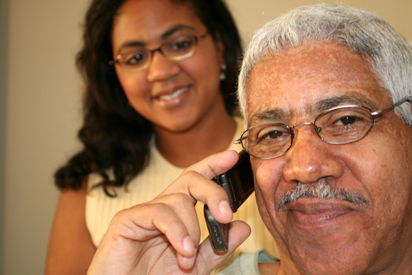 The AAASWFL Helpline assists seniors & adults with disabilities (stock photo)