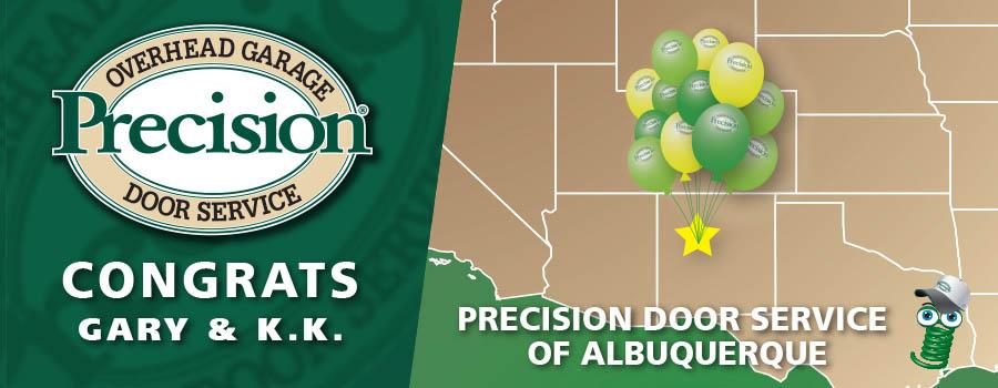 Congratulations - PDS Albuquerque