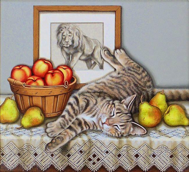 """""""Big Dreams"""" by Sue Wall"""