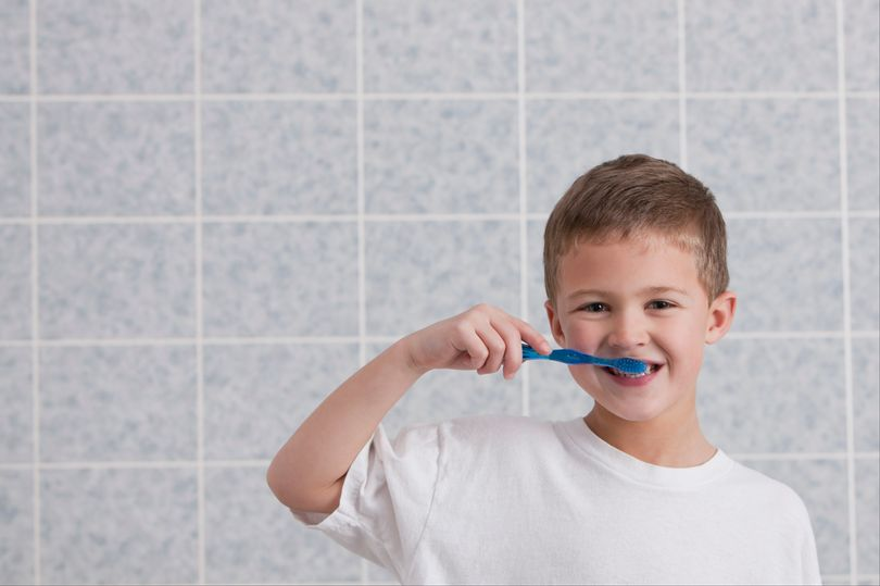 Teach your Child Great Dental Habits