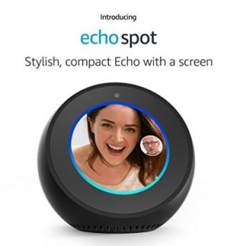 Amazon Alexa Spot