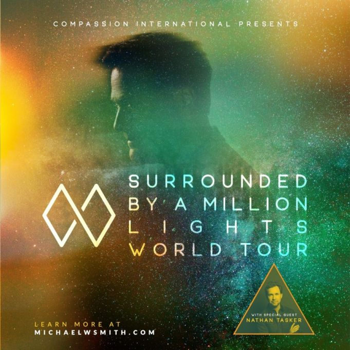 """Michael W. Smith Announces """"Surrounded By A Million Lights World Tour."""""""