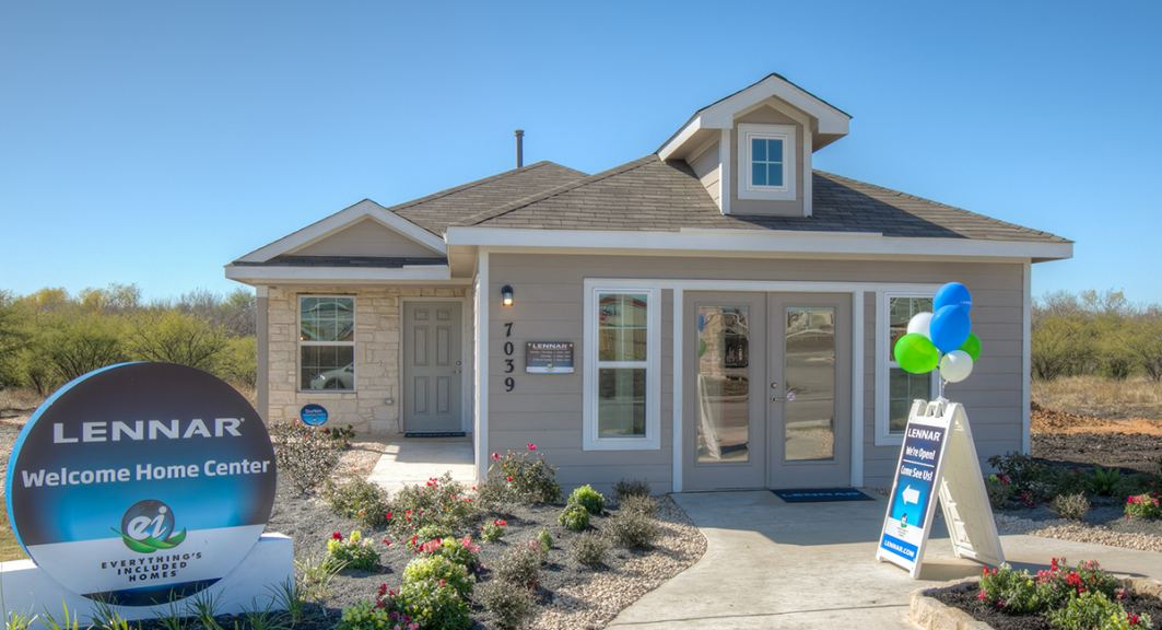 Lennar will Grand Open Northeast Crossing Cottage Collection this Saturday.