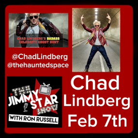 Chad Lindberg On The Jimmy Star Show With Ron Russell
