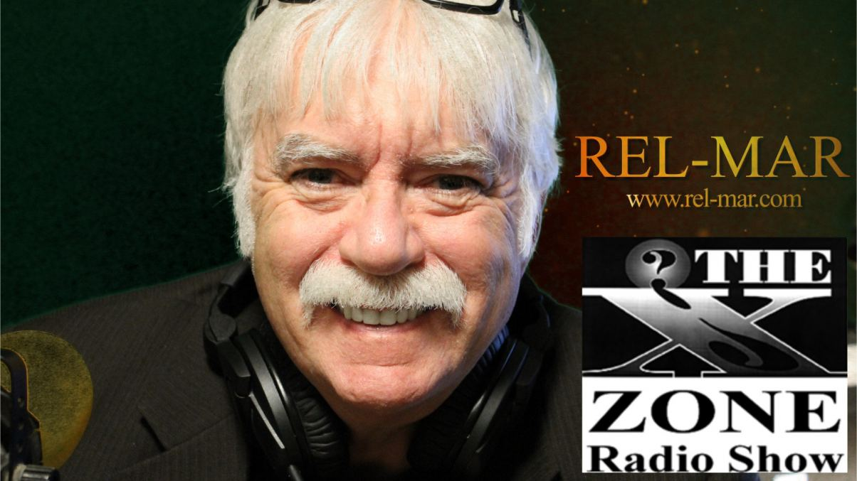 The 'X' Zone Radio Show Host - Rob McConnell