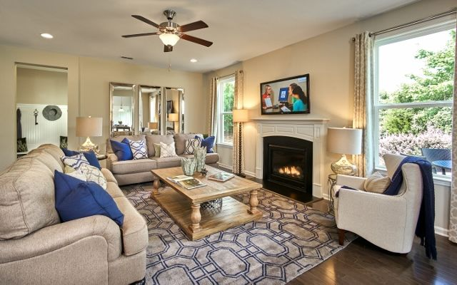 The Madison Plan by Beazer Homes