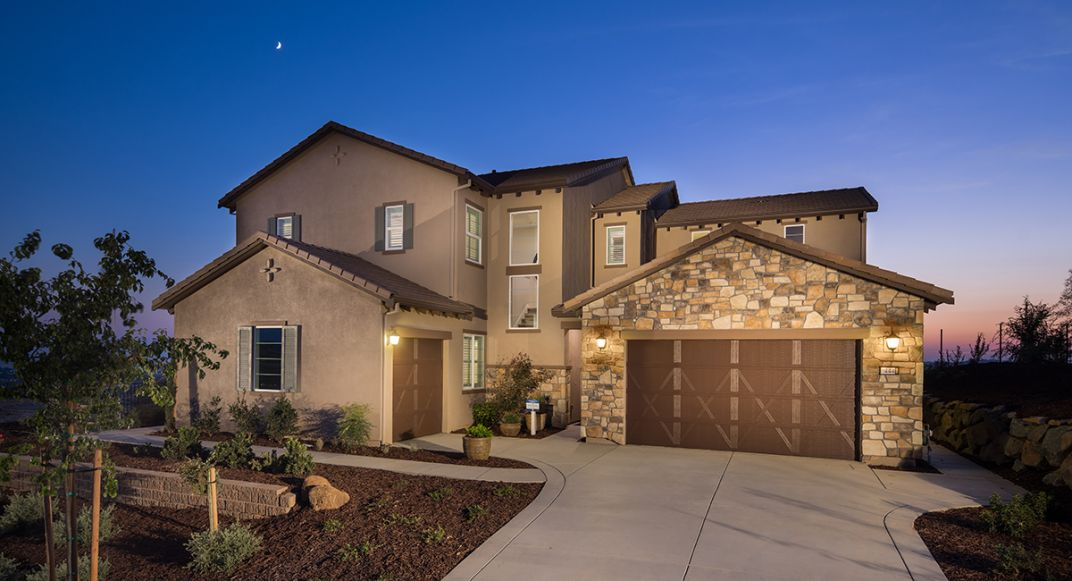 Lennar releases blackstone 39 s next gen model home for sale for Multigenerational homes for sale