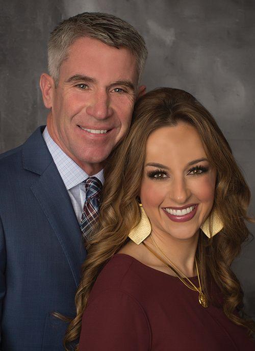 Jason and Whitney Johns