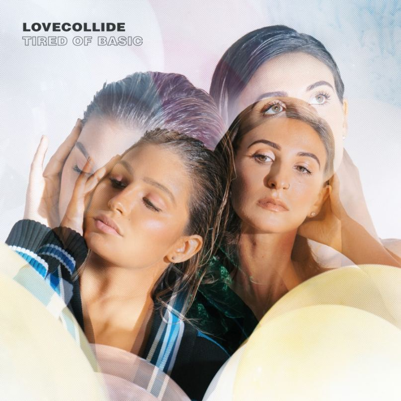 """LOVECOLLIDE releases """"I Don't Want It"""" single from Tired Of Basic album."""