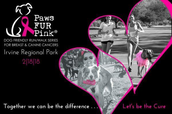 Paws Fur Pink 2018