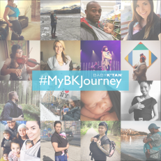 Parents share their Baby K'tan Journey