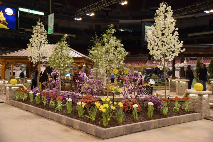 Think spring at the Home & Garden Show