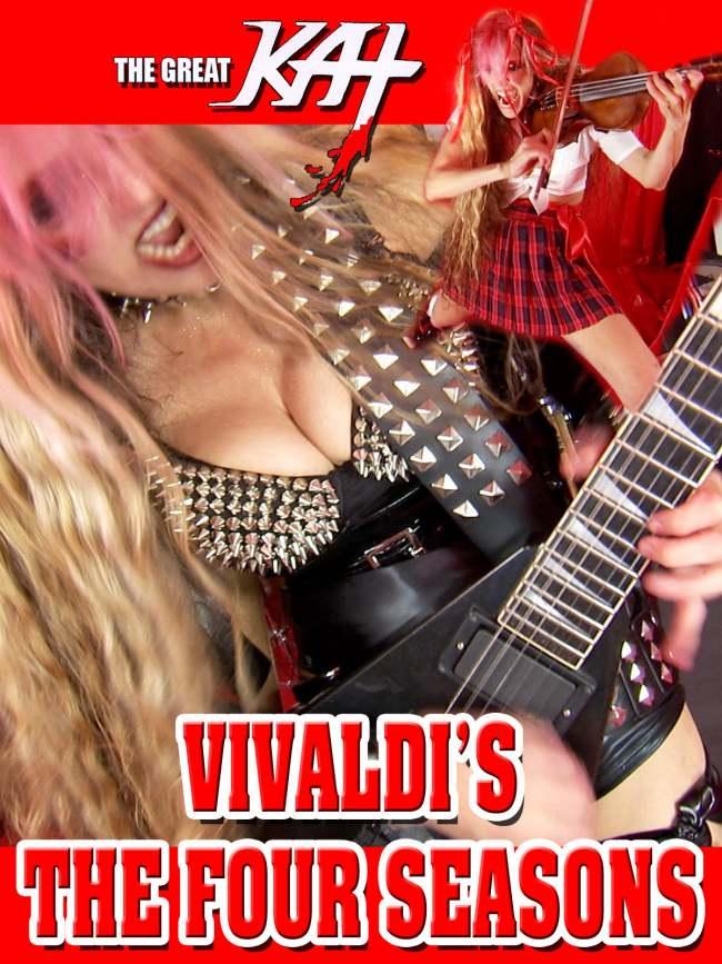 Vivaldi's The Four Seasons – Amazon Premieres The Great Kat's Music Video
