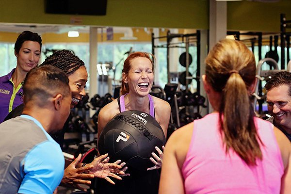 Join the Anytime Fitness family!