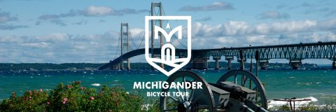 Michigander Bicycle Tour: Image by MyNorth.com