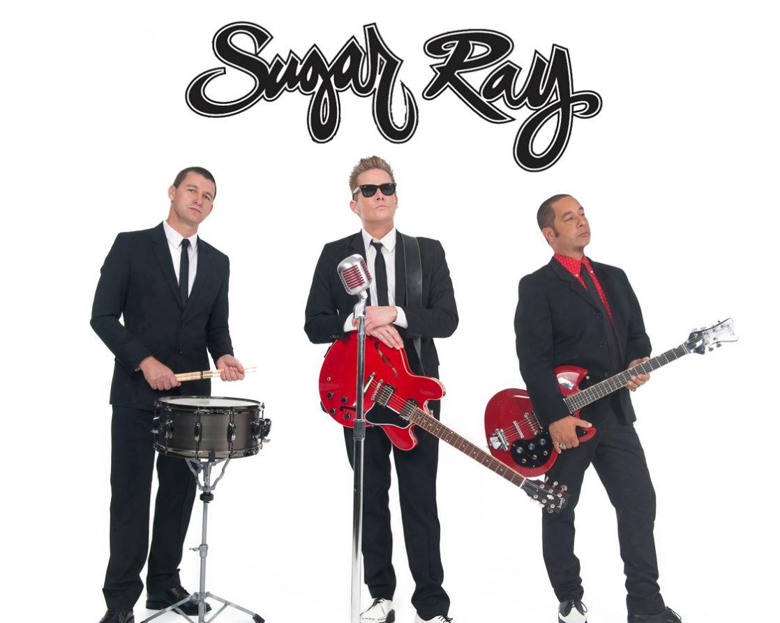 Sugar Ray - PR Log