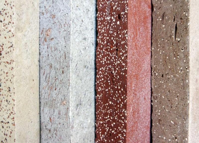 StoneCycling - Waste Based Bricks