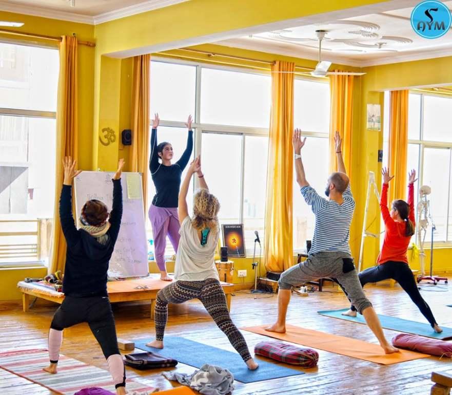 AYM Yoga School Offers The Best Yoga Instructor Training