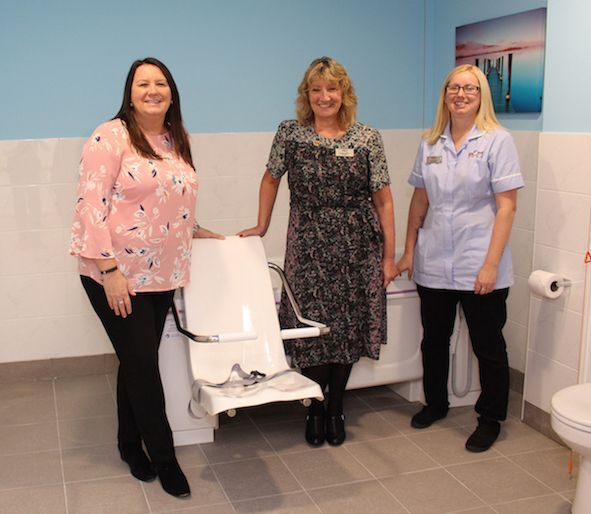 B&M Care chooses latest Gainsborough bug beating baths for flagship care home