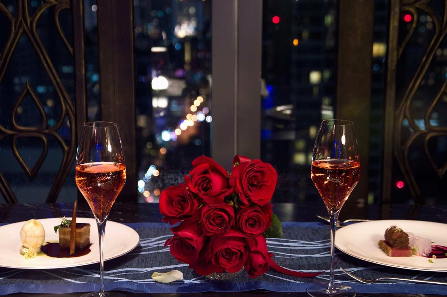 Valentine's Dinner Promotion at Nimitr
