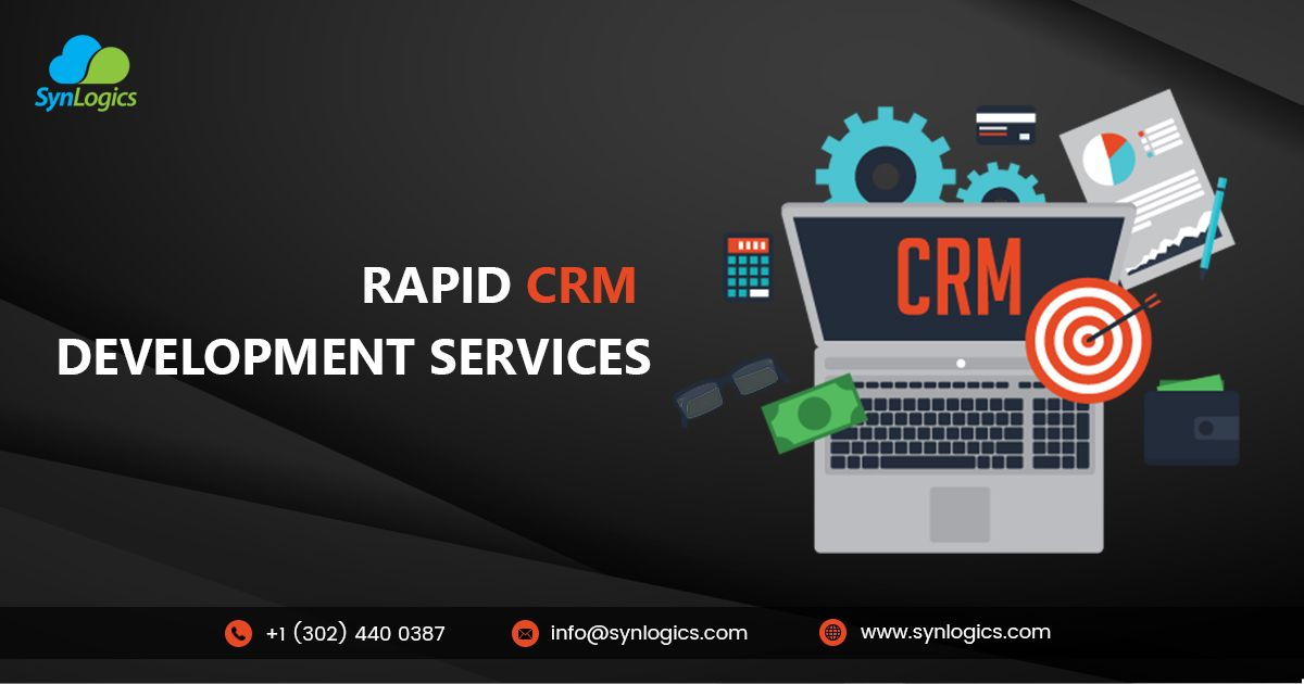 Rapid CRM Development Services