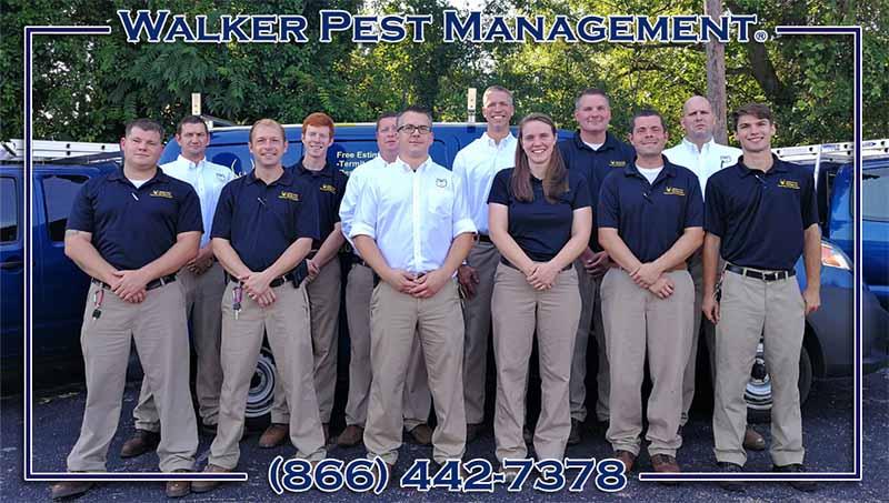 Walker Pest Management Team