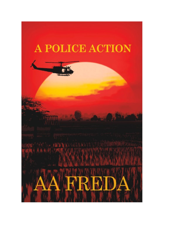 """A Police Action"" by AA Freda"