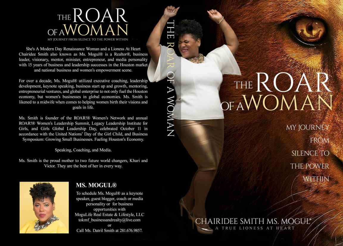 The Roar of a Woman, By Chairidee Smith
