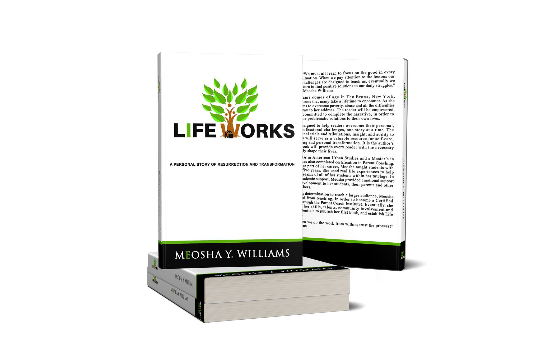 Life Works: A Personal Story of Resurrection and Transformation