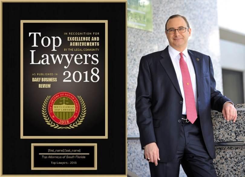Palm Beach Business Attorney David Steinfeld
