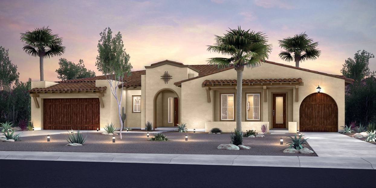 Griffin Ranch Grand Opens new model homes next weekend.