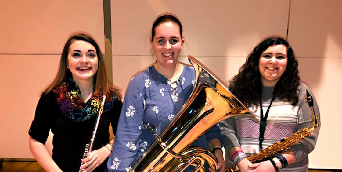 Thiel College students will perform with Pennsylvania Intercollegiate Band