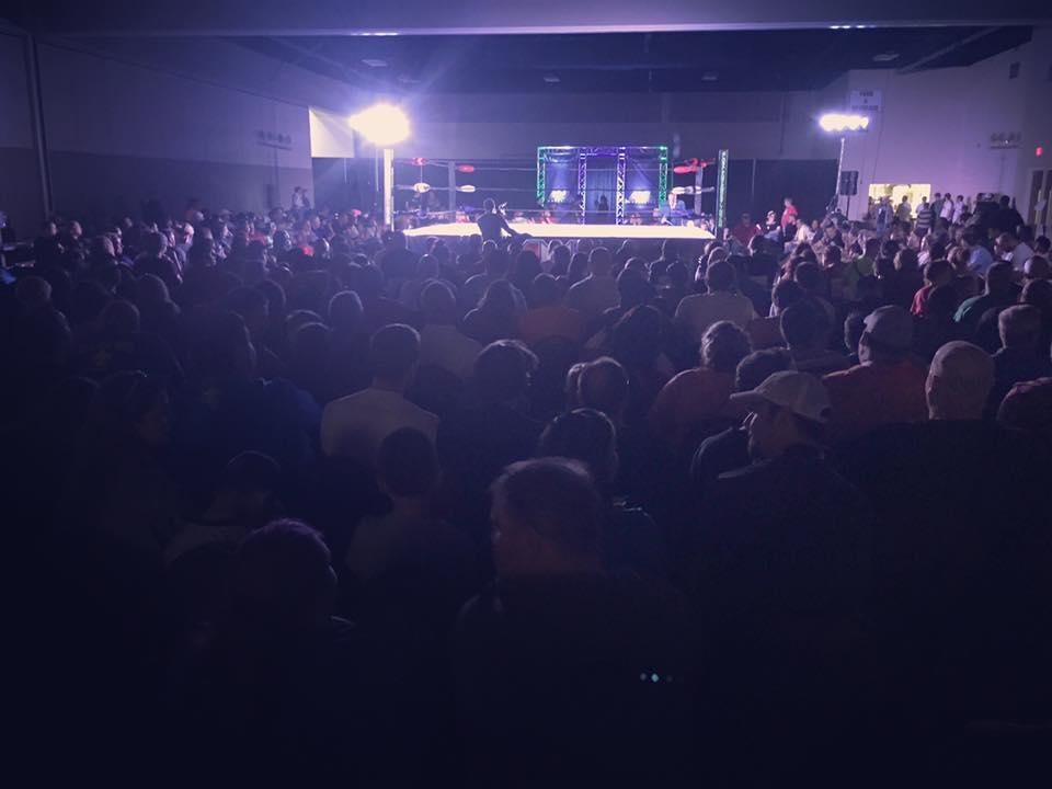 AML Wrestling Comes To Yadkinville, NC