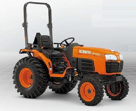 Kubota Tractor - Team Tractor & Equipment Phoenix, Arizona - www.TeamTractor.com