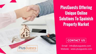 PlusGuests offering unique online solutions to Spa