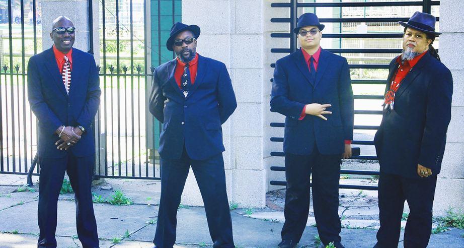 The GroovaLottos - Soul-Funk-Blues Journeymen