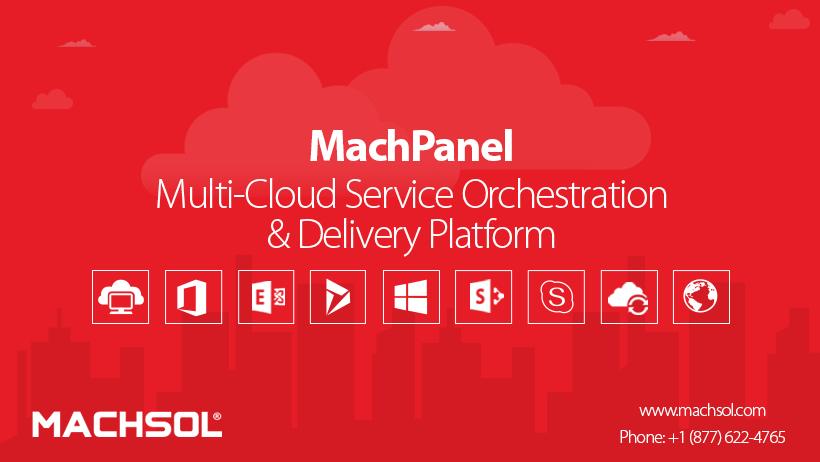 MachPanel - Service Orchestration Platform (SOP)