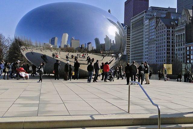 Chicago Beans, Illinois City. Photo credit: pixabay.com