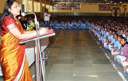 Priti Adani-Adani Foundation