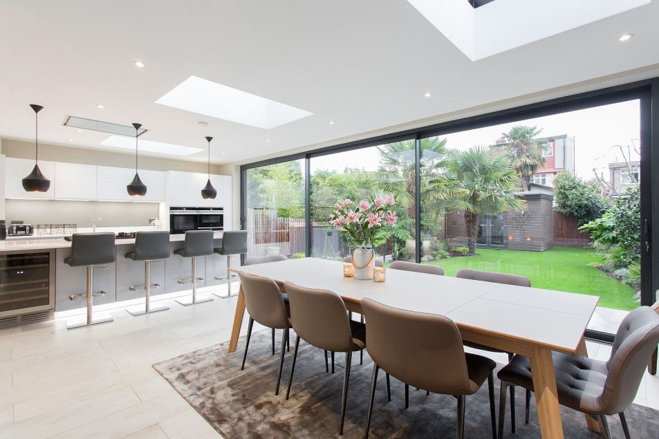 Aluminum windows London Bifold Doors