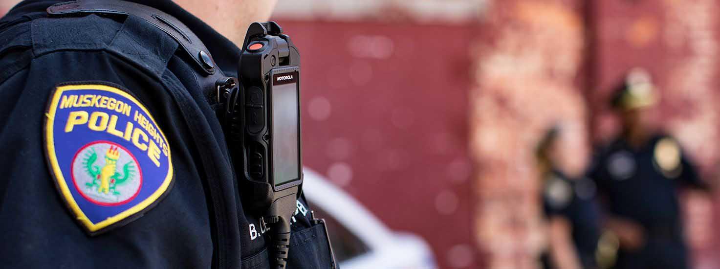 BAYCOM Law enforcement technology