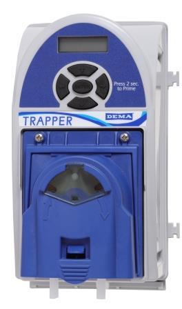 Trapper Drain and Odor Control Dispenser