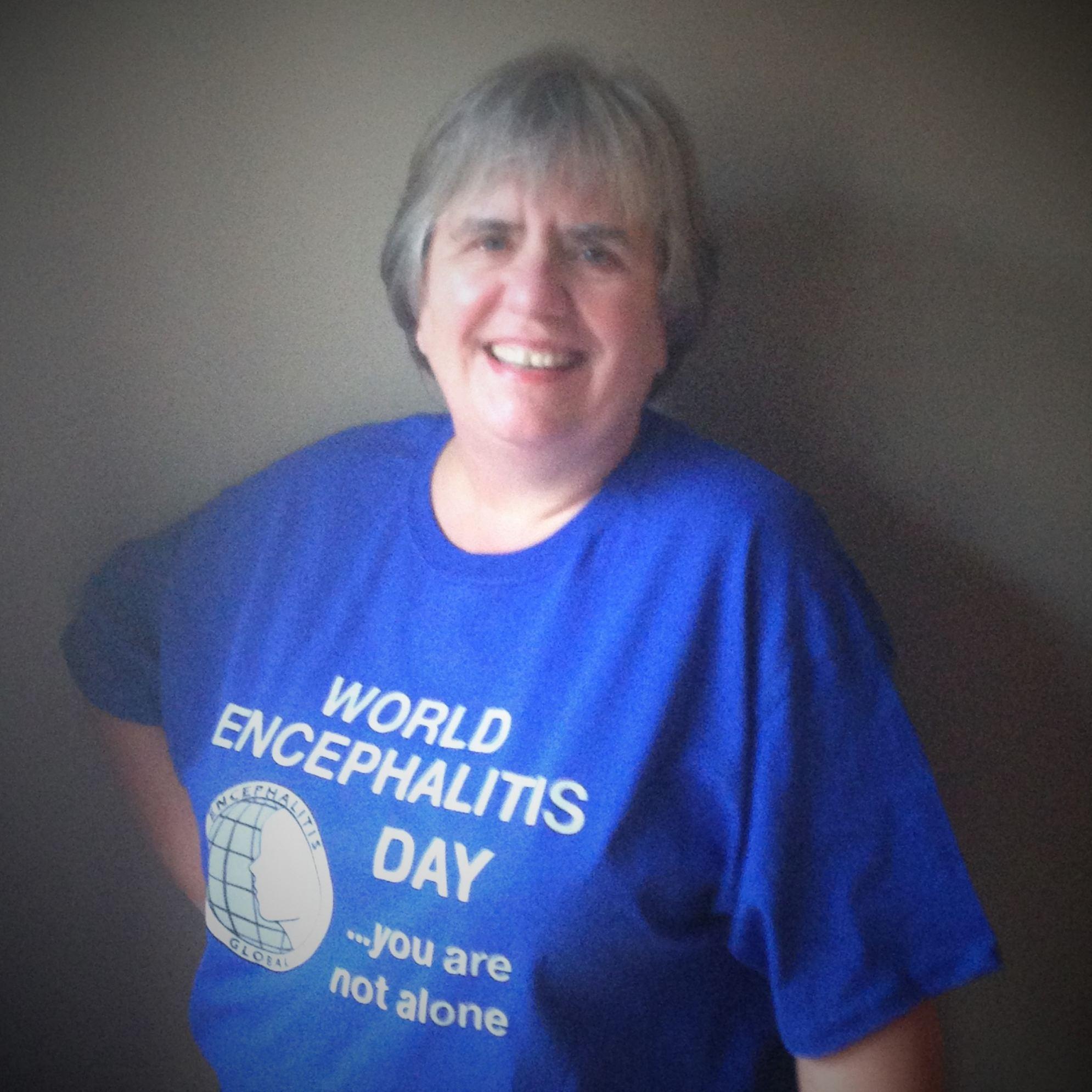 Wendy Station - World Encephalitis Day